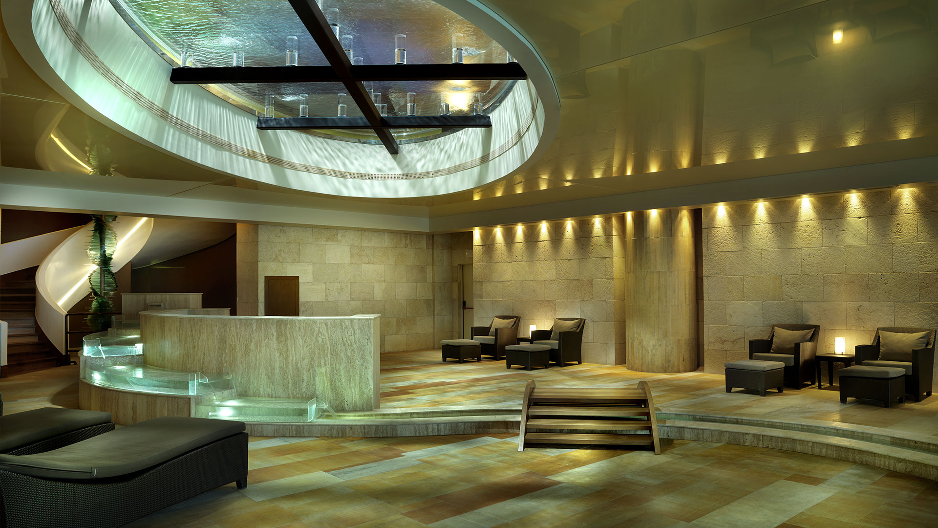 Six senses spa at porto elounda golf spa resort for Top design hotels in the world